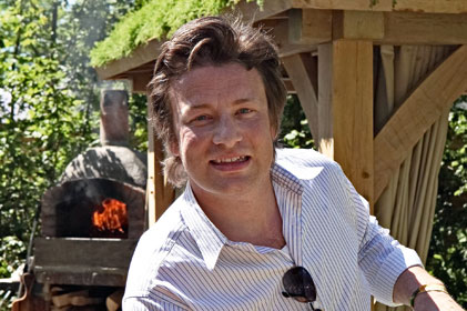 Inspiration to cook: Jamie Oliver