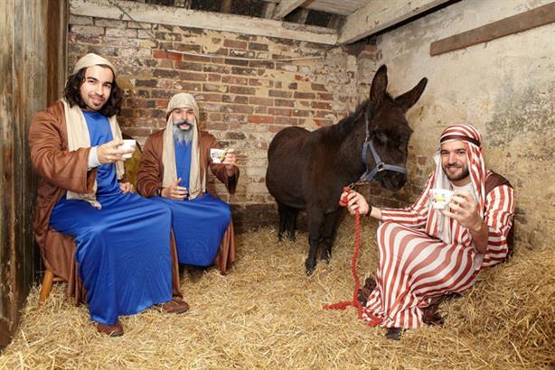 Stable diet: Bethlehem in Brighton