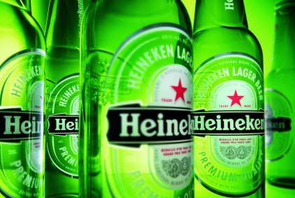 Heineken: brings in Pendomer for corporate brief
