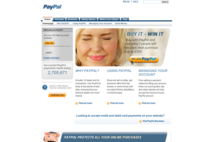 PayPal: on the hunt for a UK PR agency