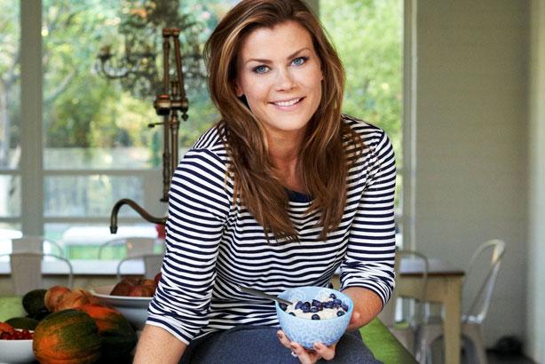 Alison Sweeney, host of The Biggest Loser