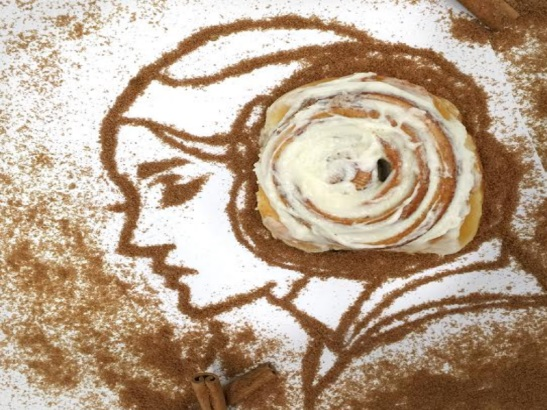 "Cinnabon has used this image before but Twitter reacted badly to yesterday's ""buns"" tweet"