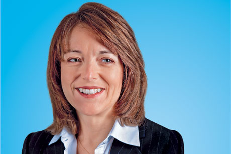 Catherine May: corporate affairs director, SABMiller