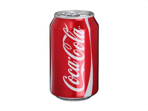 Coke: Can include 10 teaspoons of sugar - 100 per cent of your recommended daily allowance