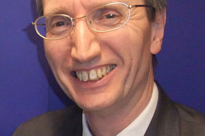 Peter Crumpler: leaving to train as a priest