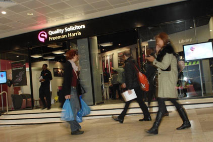 QualitySolicitors: to put legal professionals in WHSmith branches