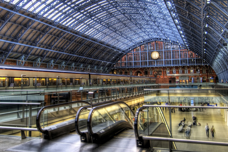St Pancras: Blue Rubicon will make the station a landmark