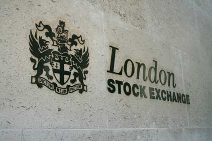 London Stock Exchange: New listings