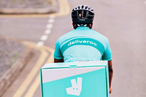 Deliveroo has been confirmed as one of Hanbury Strategy's new clients