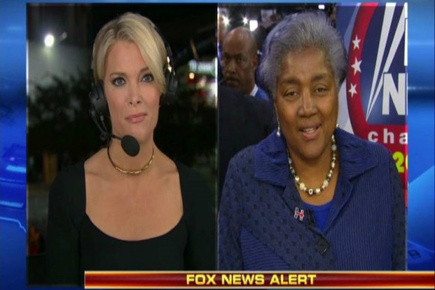 Fox News' Megyn Kelly tore into DNC chair Donna Brazile over prior access to debate questions