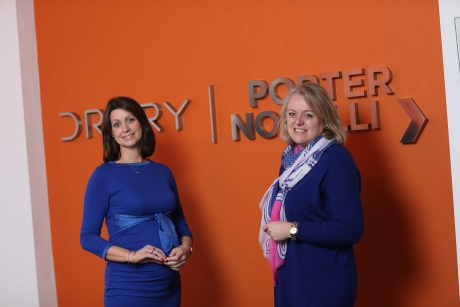 Joint working: Anne-Marie Curran and Sally Ward