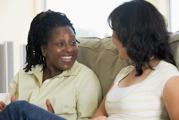 Good to talk: The BACP wants to emphasise counselling's value