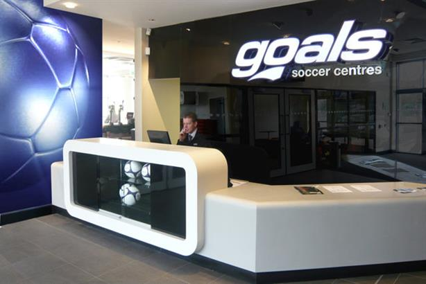 Goals Soccer Centres: hires its first consumer PR agency