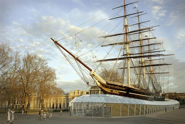 Cutty Sark Trust: completes its six-year restoration of the ship