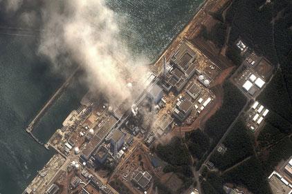 Fukushima Daiichi: the nuclear plant after the tsunami