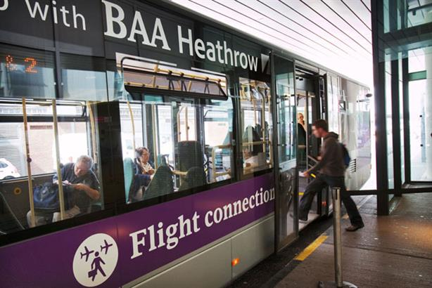 High powered: BAA owns several airports in England and Scotland