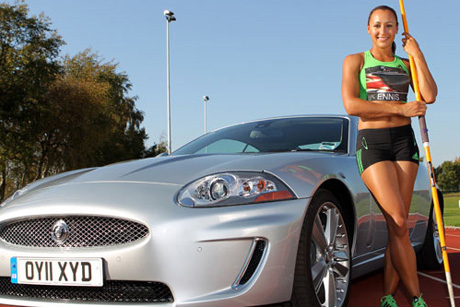 Jessica Ennis: Jaguar Academy
