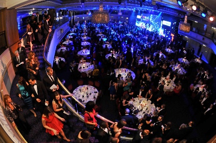 PRWeek Awards: 2012 at the Grosvenor House Hotel
