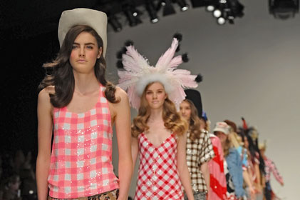 Catwalk comms: Fashion PR firm Modus targeted         [Pic: Getty]