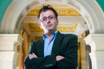 Jimmy Leach: ran the FCO's 250-site web platform