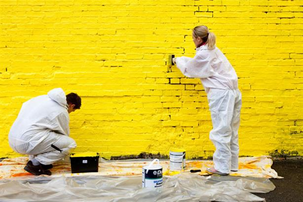 Boost: AkzoNobel's profile lags that of its brands, such as Dulux