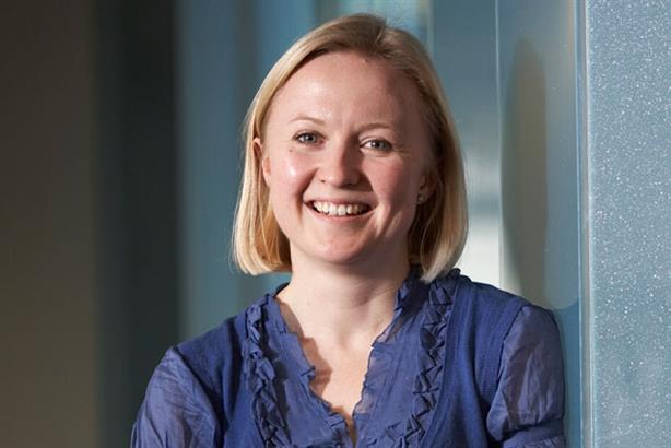 Jo Bradley: joins as acting head of comms
