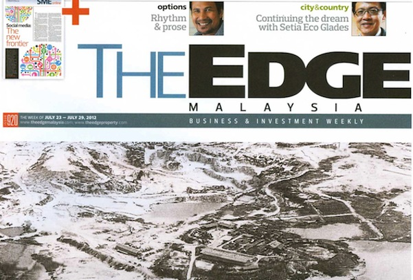 The Edge titles have been suspended for three months