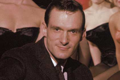 Playboy founder: Hugh Hefner