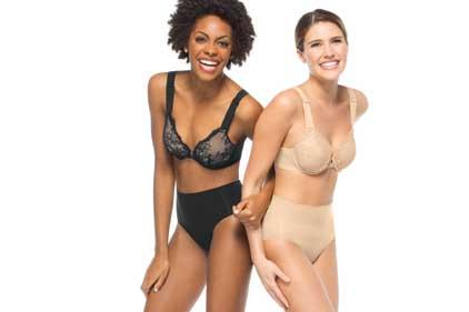 Spanx: slimming underwear brand