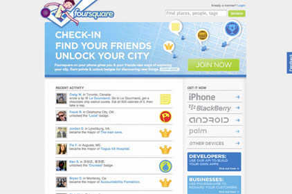 Privacy concerns: Foursquare
