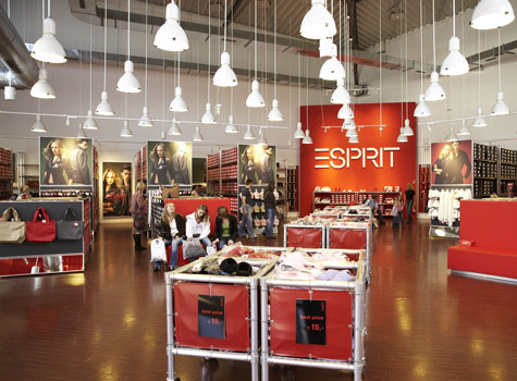 Esprit: Appoints Exposure
