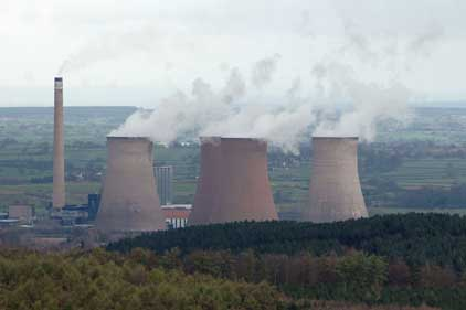 Nuclear power: a major area for debate