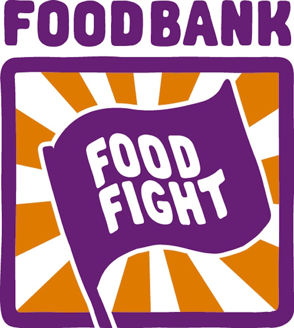 Celebrity ambassadors and professional chefs are backing Foodbank's campaign
