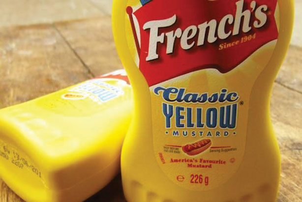 French's Mustard: made by French's Food Company