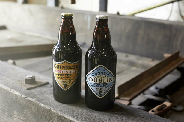 Guinness is one of Diageo's best known brands