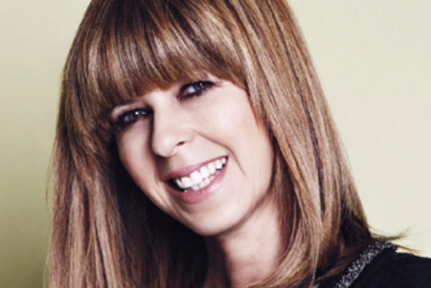 Kate Garraway: Hired Dundas
