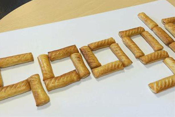 Greggs: offered Google treats in bid to solve logo issue