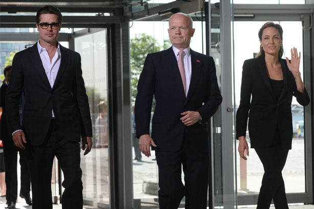 Team Hague: a distraction from the message?