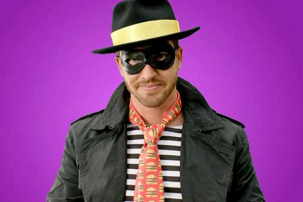 The new Hamburglar