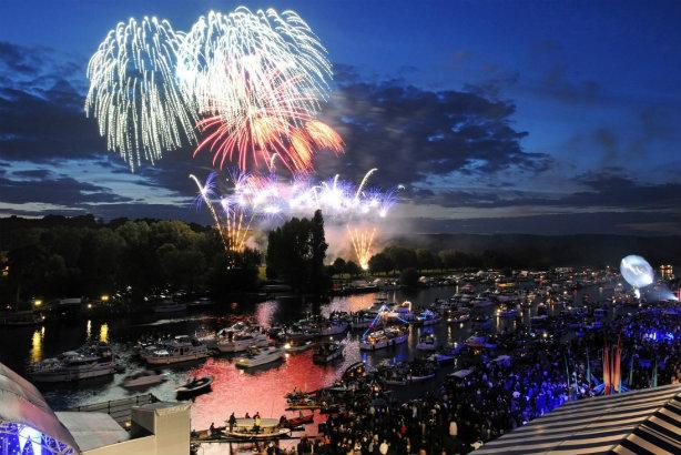 Henley Festival: Being represented by Midas PR next year