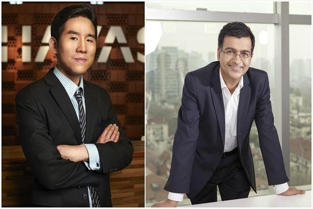 Herman Cheng and Vineet Arora of Havas Media