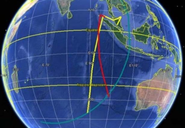 Inmarsat: satellite data helping search for MH370
