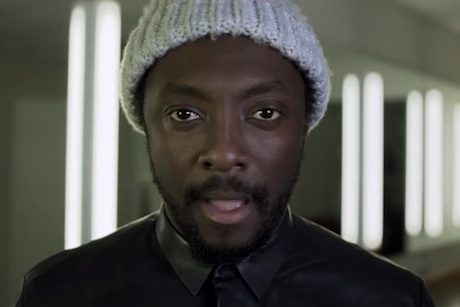 Music star Will.i.am: Features in Invictus Games promo film