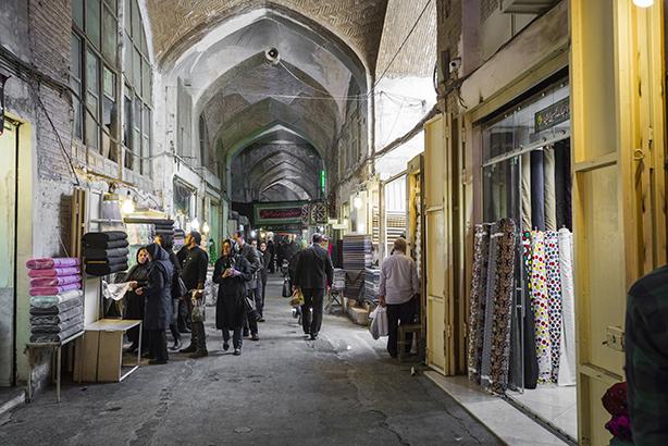 Isfahan, Iran (© Curioso/Shutterstock)