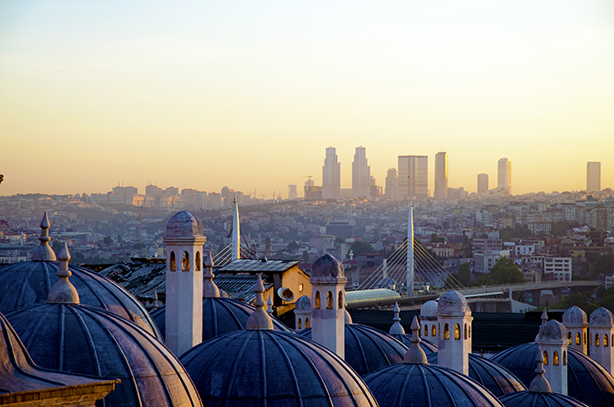 APCO has offices in Istanbul, Turkey (©ThinstockPhotos)