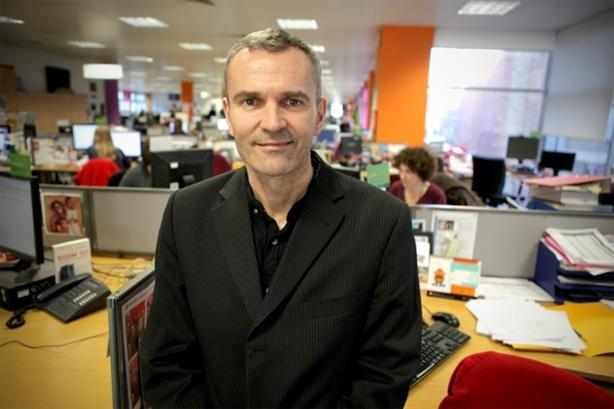 Jack Lundie: soon to start as Oxfam communications director