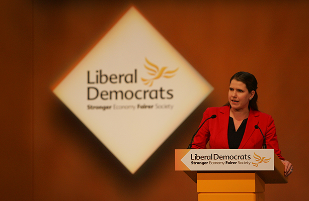 Jo Swinson will work with Portland in an advisory capacity (image: ©Flickr)