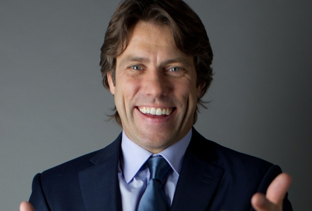 John Bishop: Neil Reading to handle PR for UK tour