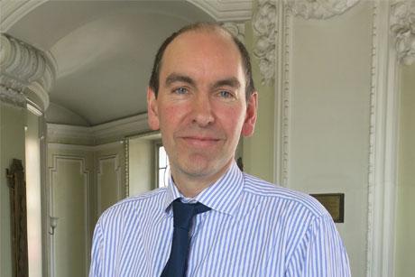 Comms director: Julian Ellerby