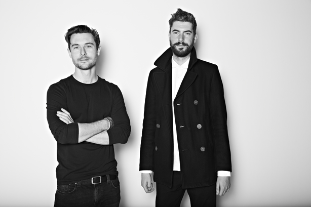 Semaphore London: Founders Liam Fay-Fright (left) and Aaron Cole (Pic credit: Alisa Connan)